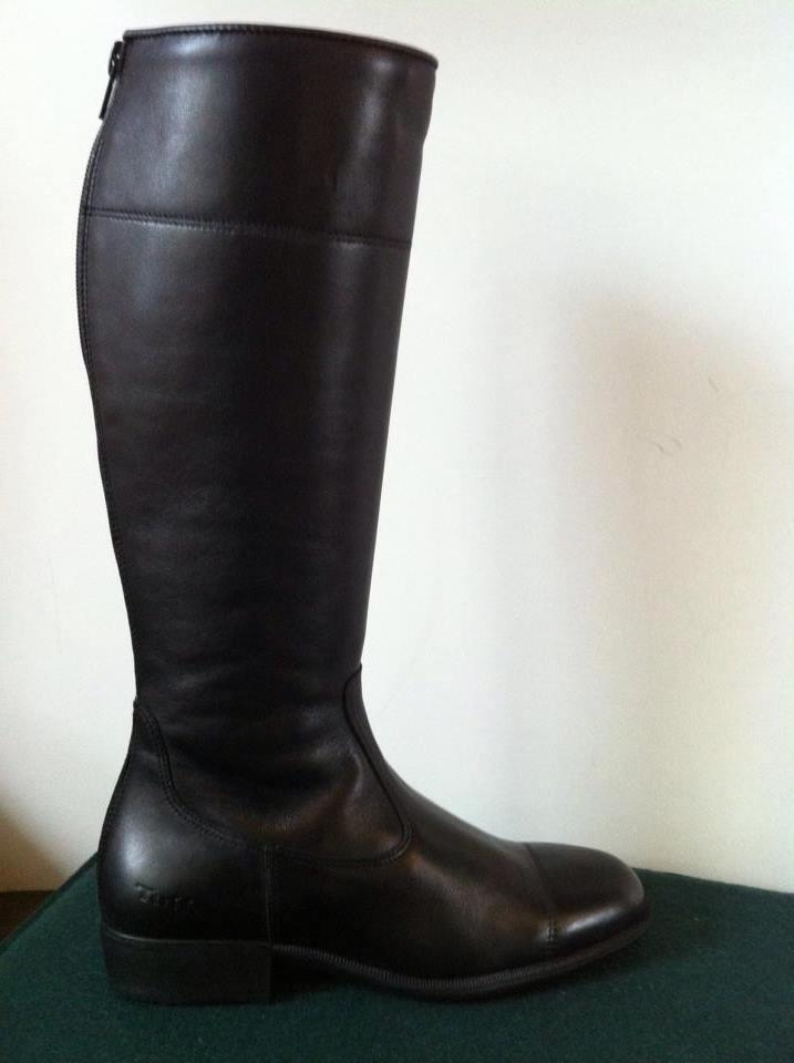 Bottes cuir N°1 Newmarket Noir aaa7e1fc6e3b