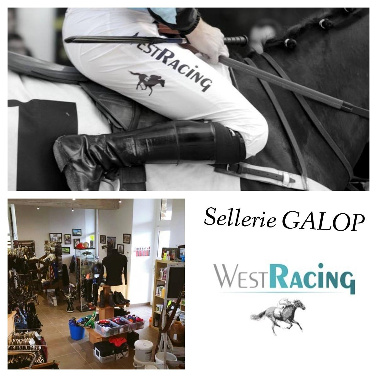 WEST RACING Sellerie spécialisée Galop
